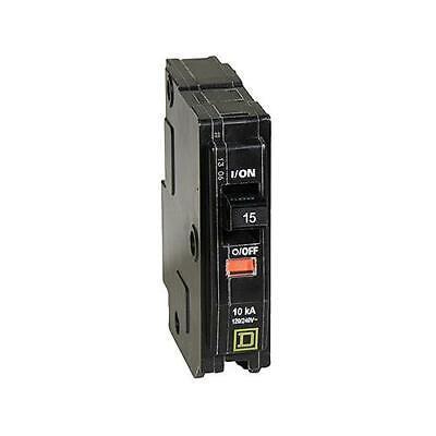Square D By Schneider Electric Qo 15-amp Single-pole Circuit Breaker