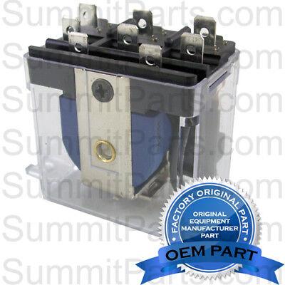 Factory Original 24v Relay For Huebsch Speed Queen Ipso Dryers - 70210901p