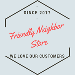 FriendlyNeighborStore