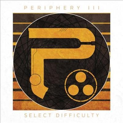 PERIPHERY - PERIPHERY III: SELECT DIFFICULTY NEW CD