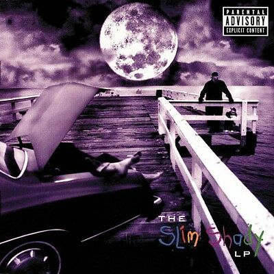 Eminem - Slim Shady LP [New Vinyl] Explicit