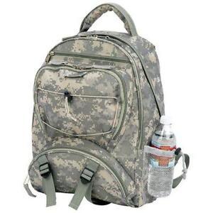 Camo Backpack   eBay