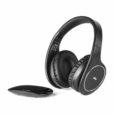 Meliconi HP Easy Auriculares sin Cables Wireless TV Televisor