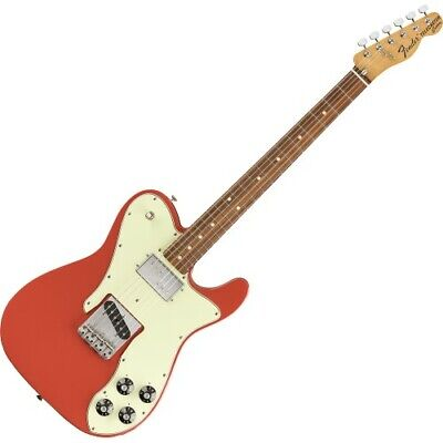 Fender Vintera 70s Tele Custom PF FRD E-Gitarre inkl. Gigbag   Neu