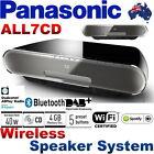 Panasonic Hi Fi Systems with Bluetooth