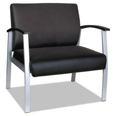 Alera Aleml2219 Metalounge Series Bariatric Guest Chair 31 X 26 X 33.63