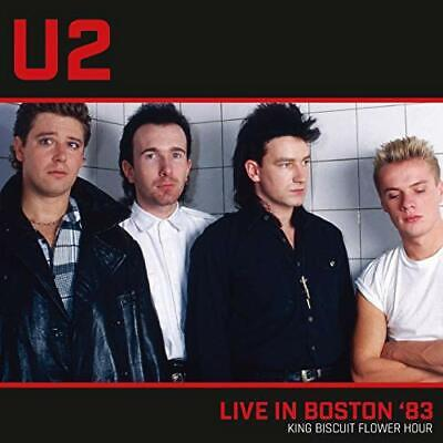 U2-LIVE IN BOSTON '83-IMPORT CD From japan for sale  Shipping to Ireland