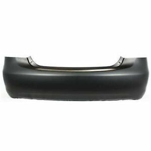 2007 - 2012 TOYOTA YARIS SEDAN REAR BUMPER TO1100249 5215952929