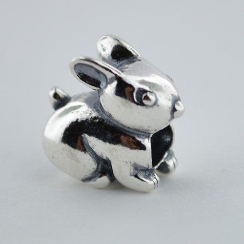 pandora bunny charm ebay