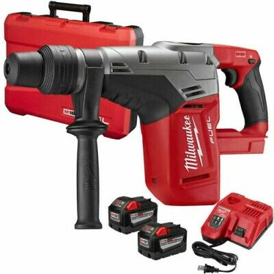 Milwaukee M18 Fuel Sds Max 1-916 Cordless Hammer Drill Kit - 2717-22hd