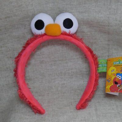 Sesame Street Elmo Headband Head Band Kid & Adult Halloween Costume - USA SELLER