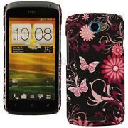 Hard Back Case Für HTC One S