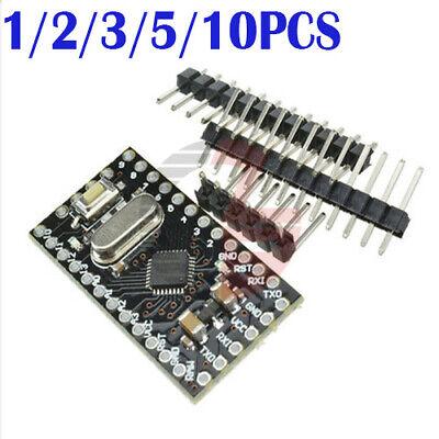 1-10pcs Pro Mini 5v 16m Atmega168 Module Nano For Arduino Replace Atmega328