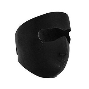 Neoprene Full Face Mask Biker Police Skateboard Sports