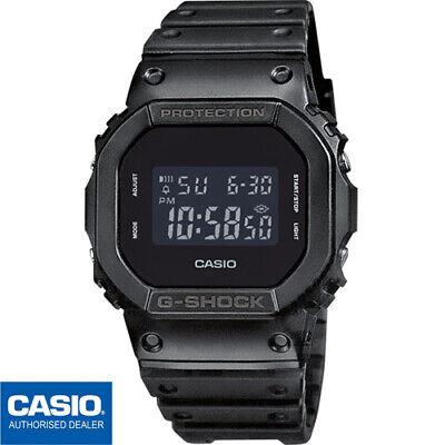 CASIO DW-5600BB-1ER⎪DW-5600BB-1⎪ORIGINAL⎪NEGRO⎪HOMBRE⎪G-SHOCK The Origin