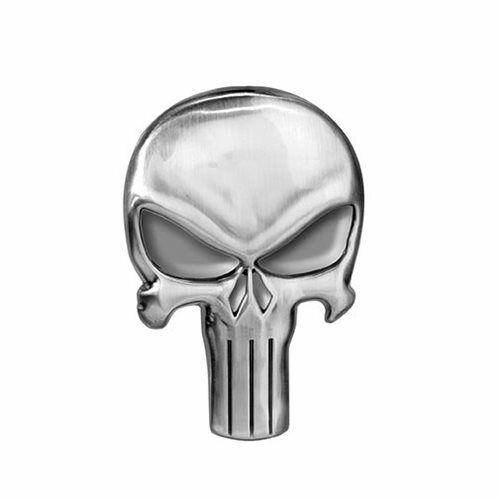Marvel Comics NEW * Punisher Logo Lapel Pin * Pewter Charm Marvel Licensed