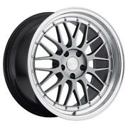 18 inch Staggered Wheels