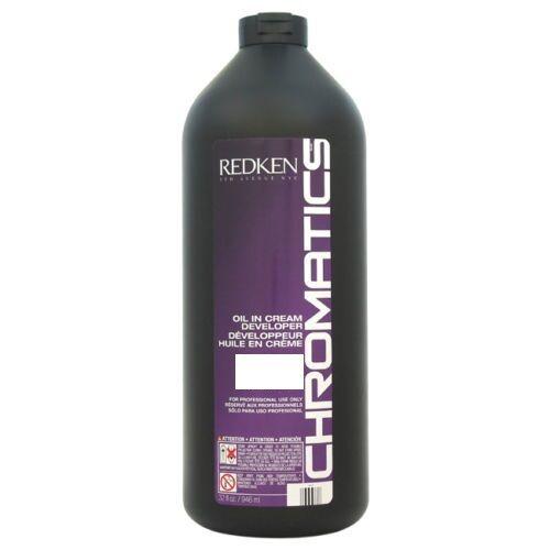 Redken Chromatics Oil in Cream Developer 10 - 20 - 30 volume