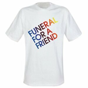 FUNERAL-FOR-A-FRIEND-LOGO-OFFICIAL-MENS-T-SHIRT-EXTRA-LARGE-XL