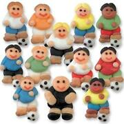 Football Player Cake Toppers
