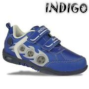 Indigo Schuhe
