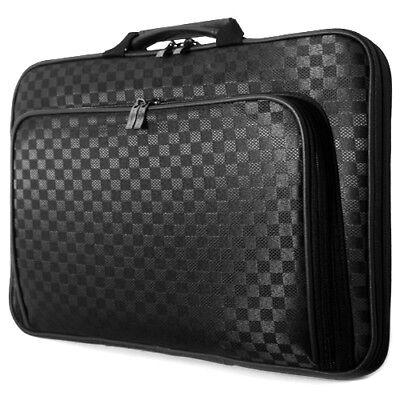 Macbook Pro 17 Laptop Case Sleeve Memory Foam Bag Checked a 17 Memory Foam Laptop