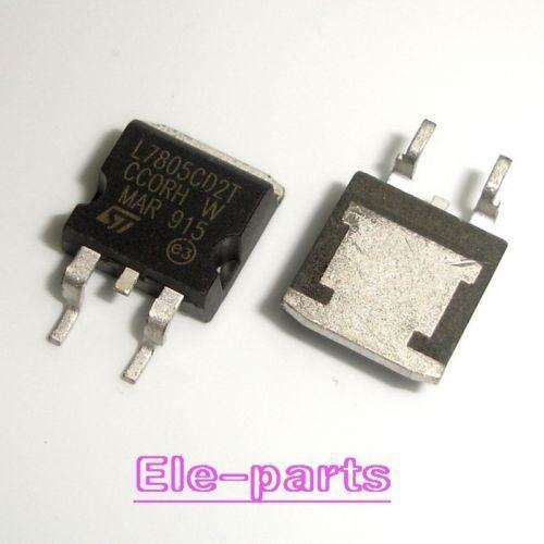 7805 Smd Electronic Components Ebay
