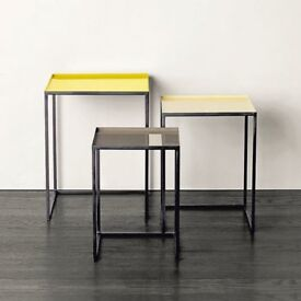 John Lewis - Content by Terence Conran Accents, Nest of 3 Tables, rrp £359