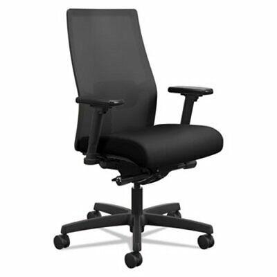 Hon Ignition Mesh Mid-back Task Chair Black Honi2m2amlc10tk