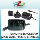 Genuine Blackberry Curve Charger