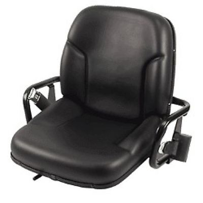 91214-31300 Repl Vinyl Seat For Mitsubishi Fg25 Sf17a Forklift Part