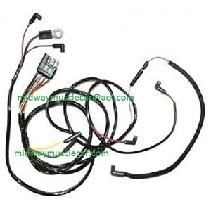 1965 mustang wiring harness 65 ford    mustang    v8 engine gauge feed    wiring       harness       1965     65 ford    mustang    v8 engine gauge feed    wiring       harness       1965