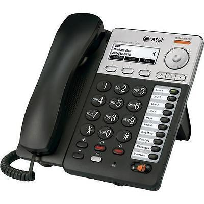 Att Sb35020 Syn248 Corded Deskset Phone For Sb35010 Analog Gateway System