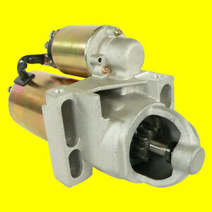 New-Starter-SBC-BBC-CHEVY-3-HP-High-Torque-Mini-168-tooth-9000899-Heavy-Duty