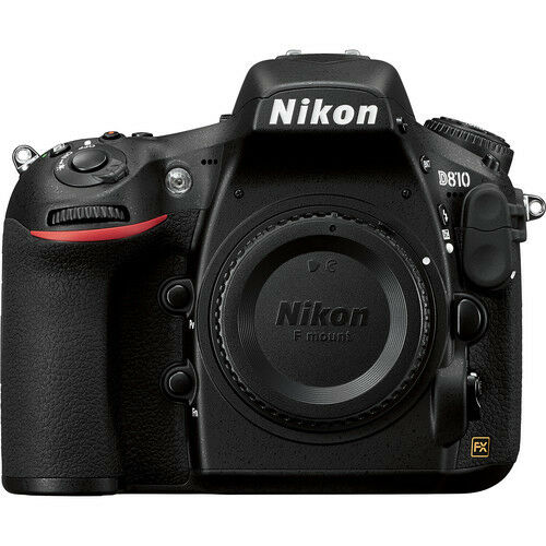 Nikon D810 from ElectronicsValley