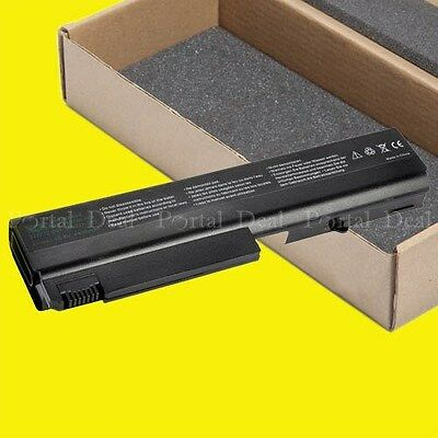5200mah Battery For Hp Compaq 6710b 6710s 6910p Hstnn-mb0...