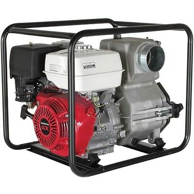 4 Intakeoutlet Trash Pump - 11 Hp - Honda Gx270 Engine - 150 Gpm