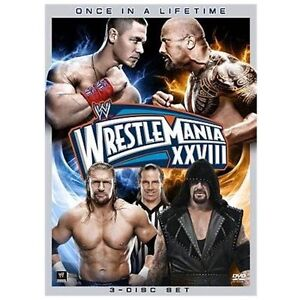 NEW Wwe-Wrestlemania 28