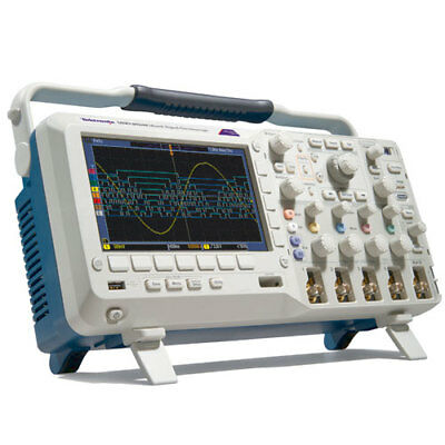 Tektronix Dpo2014b 100 Mhz 4-ch 1gss Digital Phosphor Oscilloscope