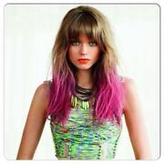 DIP Dyed Hair Extensions