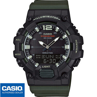 CASIO HDC-700-3AVEF⎪HDC-700-3A⎪ORIGINAL⎪CASIO Collection Men⎪TIPO G-SHOCK⎪HOMBRE