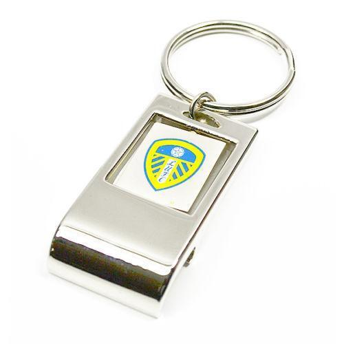 leeds united keyring ebay. Black Bedroom Furniture Sets. Home Design Ideas