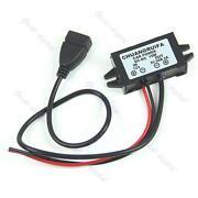 12V to USB Adapter