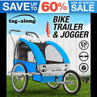 Child Trailer Blue Bicycle Trailers