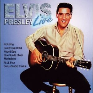 Elvis Presley -Live-Louisiana Hayride Recordings cd