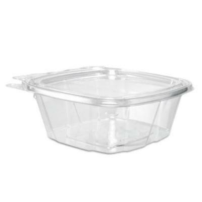 Dart Fusion CH12DEF Clearpac Container Lid Combo-packs, 4.9 X 2 X 5.5, 12 Oz, Dart Container Clearpac