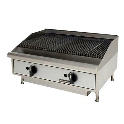 Toastmaster - Tmrc24 - Countertop Radiant Gas Charbroiler Grill