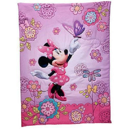 Minnie Mouse Toddler Bed Set Ebay