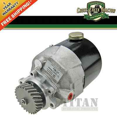 F2nn3k514aa New Ford Tractor Power Steering Pump 455d 555d 575d 675d