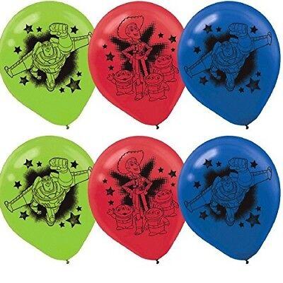 (6ct) Disney Toy Story Birthday 12